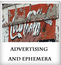 Advertising and Ephemera