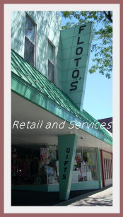 Retail and Services