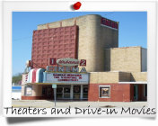Theaters and Drive-In Movies