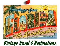 Vintage Travel & Destinations