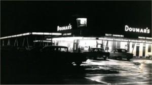 Doumars in 1960